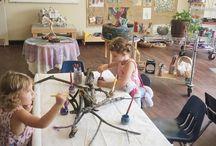 "Early childhood - Atelier Ideas ""the studio"""