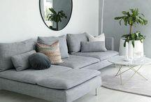 Living room / Ideas for the coastal living room