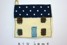 Fabric card / Home