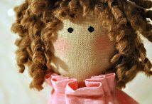 Куклы. Прически