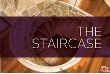 The Staircase / Your staircase can be a focal point in your home and make a dramatic impression. Here are some beautiful and elegant staircases to provide inspiration for your home.