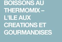 Boisson thermomix