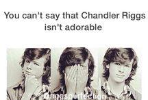 Chandler riggs | Carl