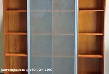 Tall Cabinets On Sale / These tall cabinets / bookcases is currently on sale. Hurry before they go out of stock!!
