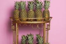 I Pine For You / Pineapples and tropical island style
