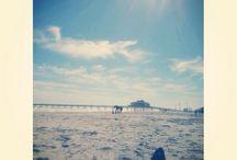 Padre Island Beach / Padre Island Beach