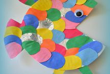 """Rainbow Fish"" Family Creative Arts Workshop / Join our teaching staff on September 16th for an under-the-seas adventure for the little actors in your family! Before you come to the theatre, jump into the world of ""The Rainbow Fish"" with these fun at-home activities inspired by the story. To register for the 9/16 class: http://bit.ly/1q2ynUW"