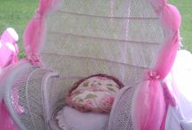 Bby shower chairs