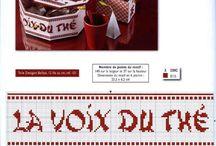 PX I VAUTIER / POINT DE CROIX