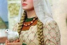 Costumes in movies - Russian