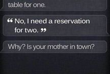 Siri / by Ellie Write
