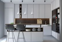 Kitchen __ Contemporary