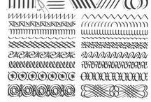 рисование и каллиграфия