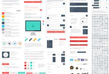 UI - Style Guides / Examples of interface style guides to drive user interface design