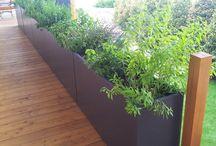 jardinière pour terrasse