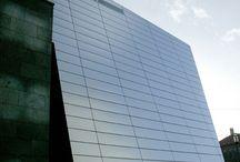 Facade / Edelstahlfassaden stainless steel facades