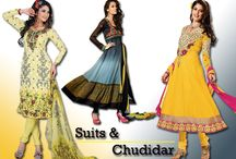 Salwar Suits & Kurtis / Latest Collection Of Ethnic Wear For Women......