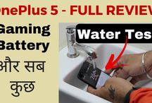 videos ONEPLUS 5 FULL 30 DAY REVIEW - Water Test, Gaming, Battery, Camera & More https://youtu.be/qhuFT9M7f-I