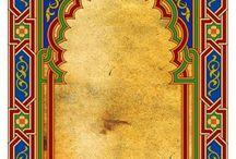 moldura iconografia