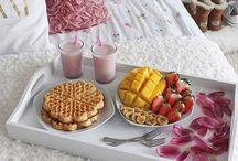 Frukost och mellanmål
