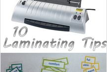 Laminator / by Wendy Cole