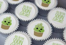 Get Well Soon Cupcake Gifts