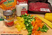 Recipes / Crockpot