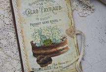 Vintage Tagebuh, Seller, Verkäufer, / Sale subject. Private letter. info@decoplage.de