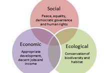 Education for Sustainable Development, Αειφόρος Ανάπτυξη / Περιβάλλον, Πολιτισμός,Κοινωνία, Οικονομία, Εκπαίδευση
