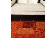 Patchwork Carpets / Cornucopia Collection