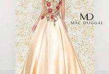Champagne Flora Gown