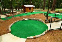 Facilities- Miniature Golf Course