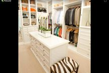 Wardrobes / Lion, the witch & The Wardrobe  Closets Closets Closets!!!