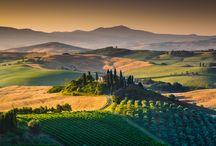 Los paisajes imprescindibles de La Toscana / Si pudiéramos enamorarnos de un destino, sería de La Toscana. Y estas son sus postales imprescindibles.