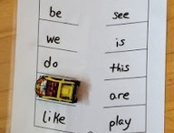 Sight words / by Valerie Grissom