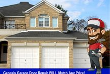 Genesis Garage Door Repair | Garage Door Repair Kirkland