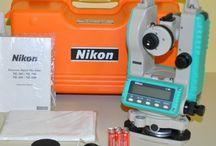 Jual Theodolite Nikon NE 102 Bekas Baru Murah