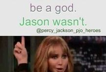 Awesome Percy Jackson- things