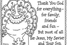 Children's Ministry lessons and coloring pages
