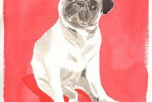 Puggies / by Desire Chic.