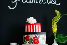 Colorful 40th Birthday Party / Chintz Designs