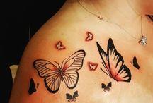 Shoulder Tattoos / http://fabulousdesign.net/shoulder-tattoos-guys-girls/