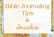 Bible Journaling / I am wanting to Journal is my new Bible and have created this board to gain helpful tips and ideas.
