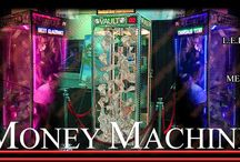 Money Machine Rentals / Quality Money Machine rentals in south florida for bar mitzvahs, bat mitzvahs, and corporate events.  954-612-7431 http://floridamoneymachine.com