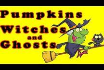 Halloween music stuff / by Twyla Gange