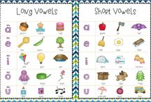 Short and Long Vowels / by Valerie Waltz