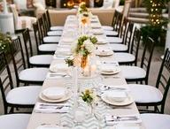 Bord pynt / Gør bordet smukt
