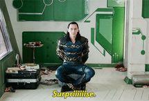 Tom Hiddleston/Loki | Funny