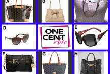 SUPER TUESDAY MARCH 25 / Amazing Choice Auction at OneCentChic tonight at 10 PM ET
