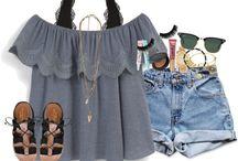PH / LA Wardrobe Inspo